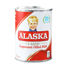 Evaporated Milk Alaska 370ml - Savvy's Online Palengke and Grocery Delivery Philippines