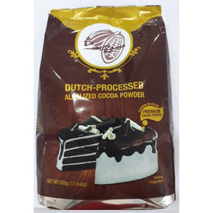 Cocoa Powder- Benscocoa  500g - Savvy's Online Palengke and Grocery Delivery Philippines