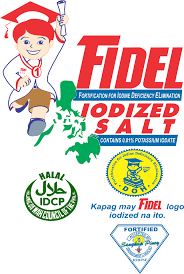 Iodized salt 250g - SAVVYS