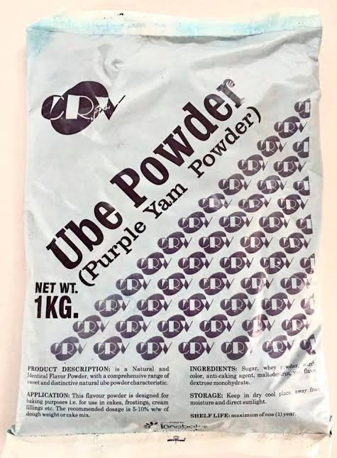 Ube Powder 1kg - Savvy's Online Palengke and Grocery Delivery Philippines