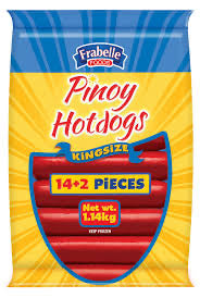 Hotdog - Frabelle - Savvy's Online Palengke and Grocery Delivery Philippines