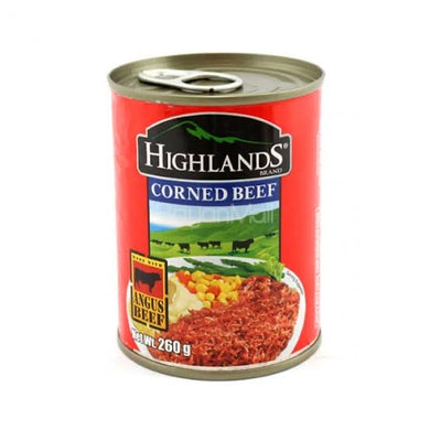 Highlands Classic Corned beef 260g - Savvy's Online Palengke and Grocery Delivery Philippines