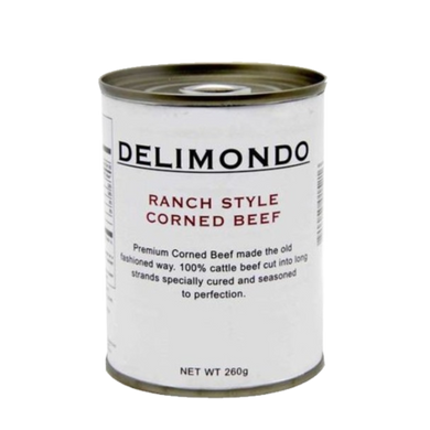 Delimondo Ranch Style 220g - Savvy's Online Palengke and Grocery Delivery Philippines