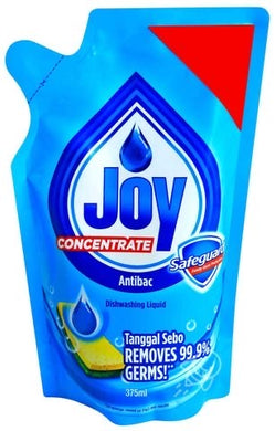 Dishwashing Liquid- Joy 375ml - Savvy's Online Palengke and Grocery Delivery Philippines