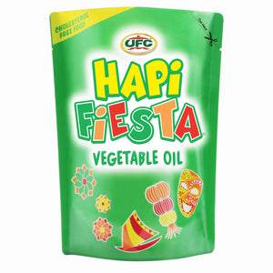 Oil Vegetable - Hapi Fiesta -1L - SAVVYS
