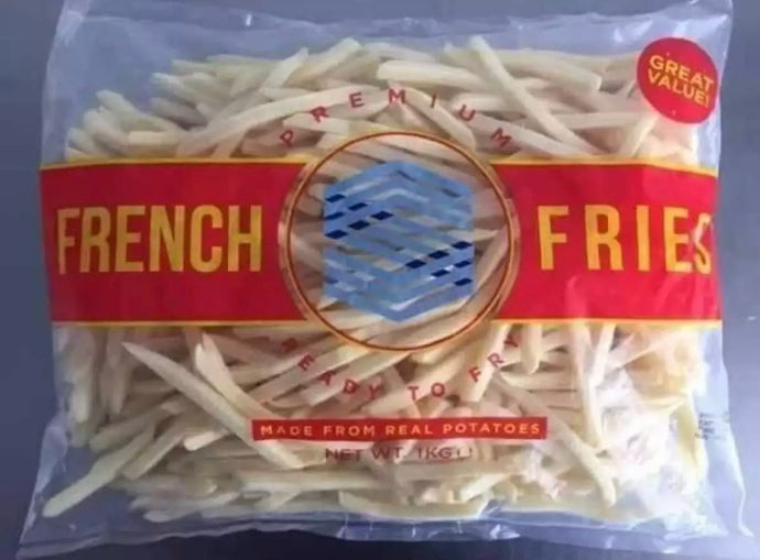 French Fries 1kg - Savvy's Online Palengke and Grocery Delivery Philippines