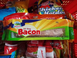 Bacon - Mekeni- 250g - Savvy's Online Palengke and Grocery Delivery Philippines