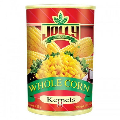 Jolly Corn kernel 425g - Savvy's Online Palengke and Grocery Delivery Philippines