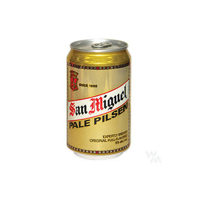 San Mig Pale pilsen in can - Savvy's Online Palengke and Grocery Delivery Philippines