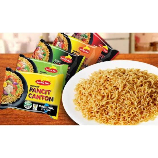 Pancit Canton 80g - Savvy's Online Palengke and Grocery Delivery Philippines