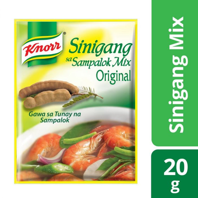 Sinigang Mix - Knorr - 44g - Savvy's Online Palengke and Grocery Delivery Philippines