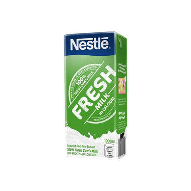 Nestle Fresh Milk 1L - SAVVYS