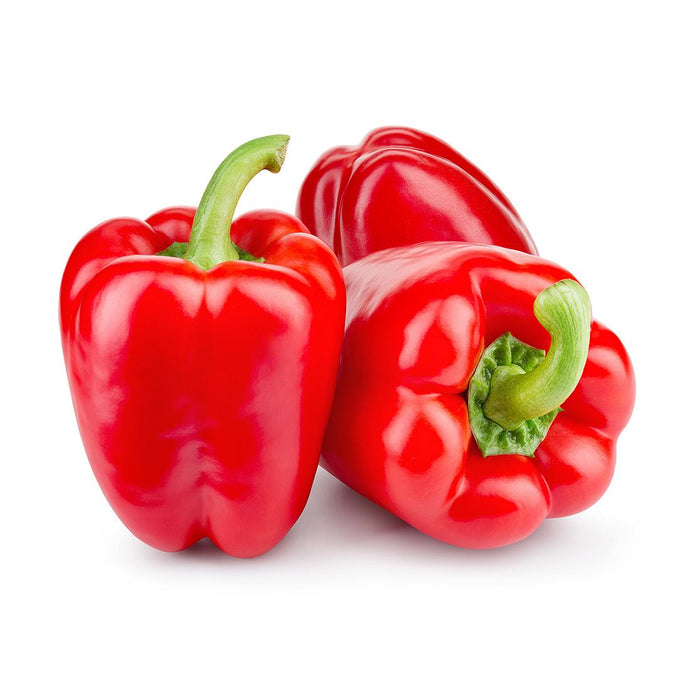 Bell Pepper Red - Savvy's Online Palengke and Grocery Delivery Philippines