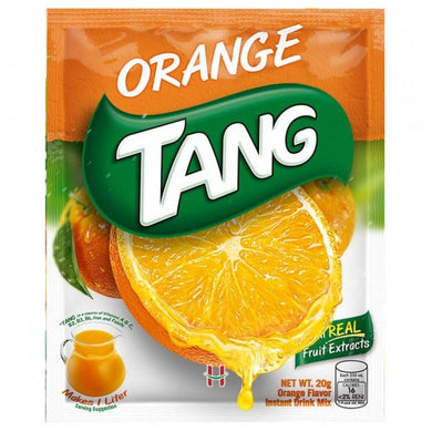 Juice Orange - Tang- 6 sachets - SAVVYS