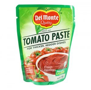 Tomato Paste del monte 150g - Savvy's Online Palengke and Grocery Delivery Philippines