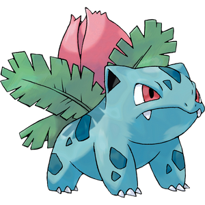 Pokémon Dictionary Definition 0002 Ivysaur