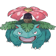 Load image into Gallery viewer, Pokémon Dictionary Definition 0003 Venusaur