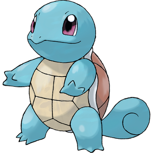 Pokémon Dictionary Definition 0007 Squirtle