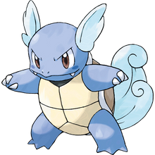 Load image into Gallery viewer, Pokémon Dictionary Definition 0008 Wartortle