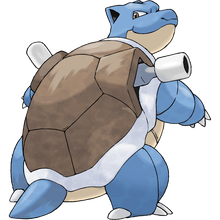 Load image into Gallery viewer, Pokémon Dictionary Definition 0009 Blastoise