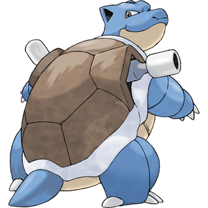 Pokémon Dictionary Definition 0009 Blastoise