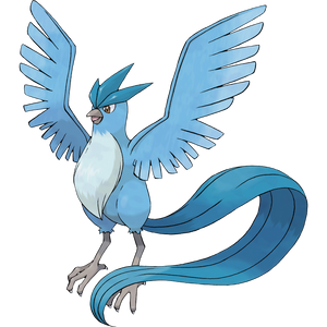 Pokémon Dictionary Definition 0144 Articuno