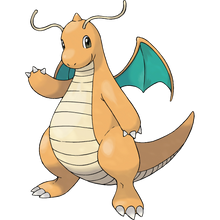 Load image into Gallery viewer, Pokémon Dictionary Definition 0149 Dragonite
