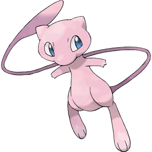 Pokémon Dictionary Definition 0151 Mew