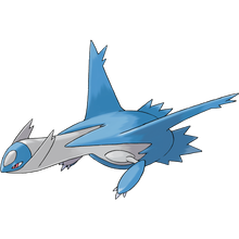 Load image into Gallery viewer, Pokémon Dictionary Definition 0381 Latios