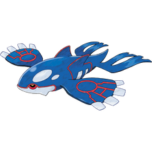 Load image into Gallery viewer, Pokémon Dictionary Definition 0382 Kyogre