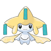 Load image into Gallery viewer, Pokémon Dictionary Definition 0385 Jirachi