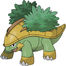 Load image into Gallery viewer, Pokémon Dictionary Definition 0388 Grotle