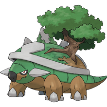 Load image into Gallery viewer, Pokémon Dictionary Definition 0389 Torterra