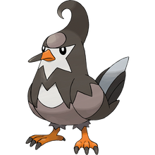 Load image into Gallery viewer, Pokémon Dictionary Definition 0397 Staravia