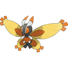 Load image into Gallery viewer, Pokémon Dictionary Definition 0414 Mothim