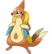 Load image into Gallery viewer, Pokémon Dictionary Definition 0419 Floatzel