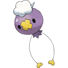 Load image into Gallery viewer, Pokémon Dictionary Definition 0425 Drifloon