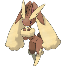 Load image into Gallery viewer, Pokémon Dictionary Definition 0428 Lopunny