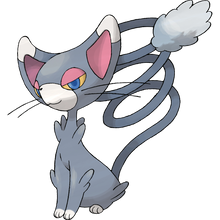 Load image into Gallery viewer, Pokémon Dictionary Definition 0431 Glameow