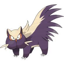 Load image into Gallery viewer, Pokémon Dictionary Definition 0434 Stunky