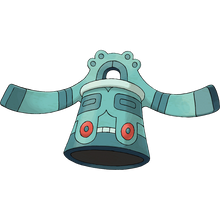 Load image into Gallery viewer, Pokémon Dictionary Definition 0437 Bronzong