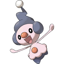Load image into Gallery viewer, Pokémon Dictionary Definition 0439 Mime Jr.