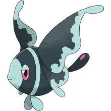 Load image into Gallery viewer, Pokémon Dictionary Definition 0457 Lumineon