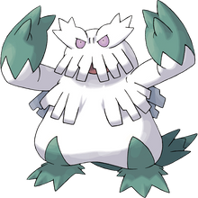 Load image into Gallery viewer, Pokémon Dictionary Definition 0460 Abomasnow