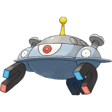 Load image into Gallery viewer, Pokémon Dictionary Definition 0462 Magnezone