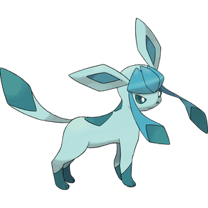 Pokémon Dictionary Definition 0471 Glaceon