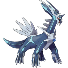 Load image into Gallery viewer, Pokémon Dictionary Definition 0483 Dialga