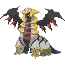Load image into Gallery viewer, Pokémon Dictionary Definition 0487 Giratina