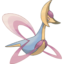 Load image into Gallery viewer, Pokémon Dictionary Definition 0488 Cresselia