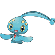Load image into Gallery viewer, Pokémon Dictionary Definition 0490 Manaphy